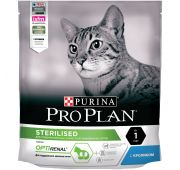PRO PLAN STERILISED Cat Д/СтерК Кролик 8x400г