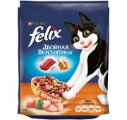 FELIX Doubly Delicious Poultry 8*750g