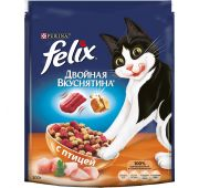 FELIX Doubly Delicious Poultry 10x300g