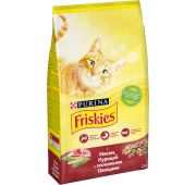 FRISKIES ADULT Кош МясоПеченьОвощ 6х2кг