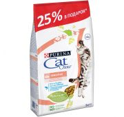 CAT CHOW SENSITIVE 2кг(1.5кг+500г)