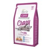 Brit Care Cat Crazy Kitten д/котят 400гр